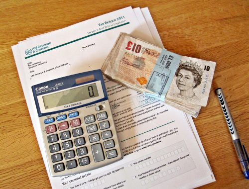 Tax returns UK