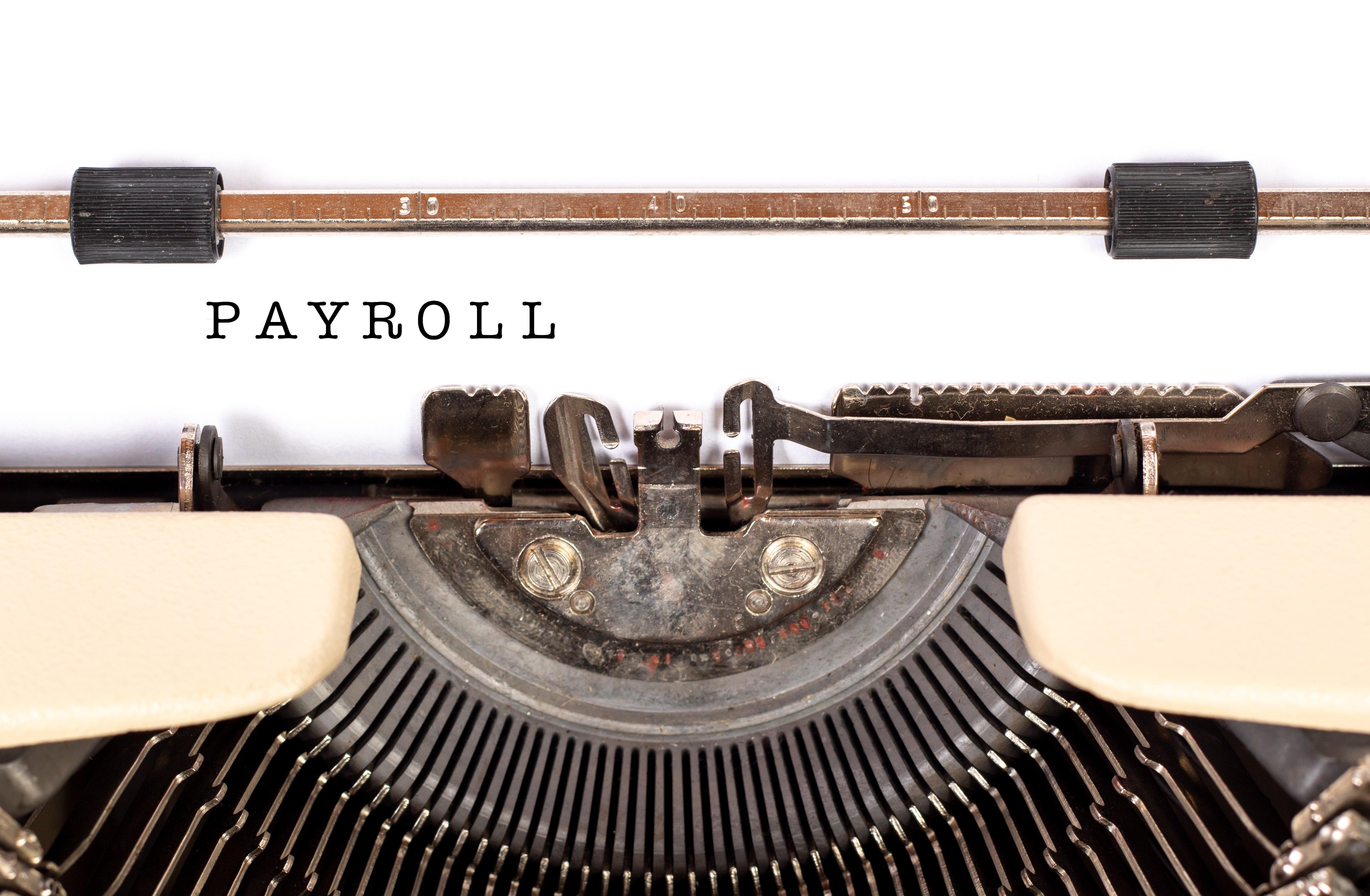Payroll Manchester